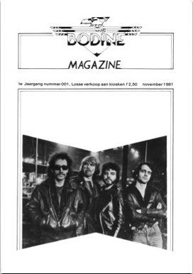 1981-11 Bodine Fanmagazine 001